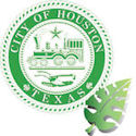 Green Houston Logo